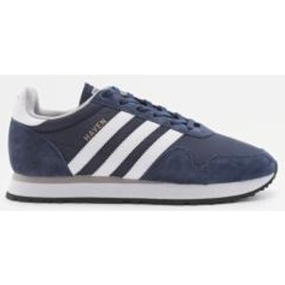adidas Haven Collegiate Navy Trainers, BLUE