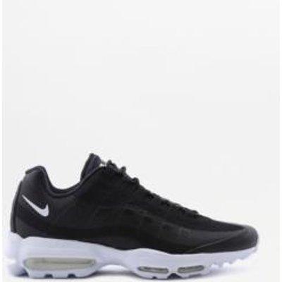 Nike Air Max 95 Essential Black Trainers, BLACK
