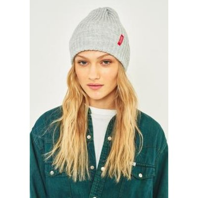 Reason Side Tab Beanie, GREY