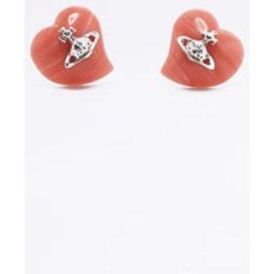 Vivienne Westwood Liz Stud Earrings, SILVER