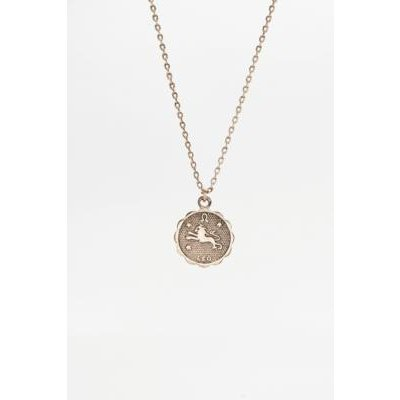 Zodiac Pendant Necklace, GREY MULTI