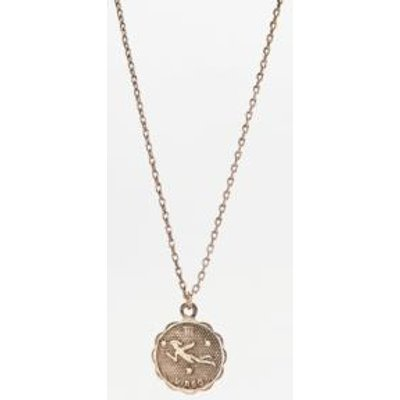 Zodiac Pendant Necklace, BLACK MULTI