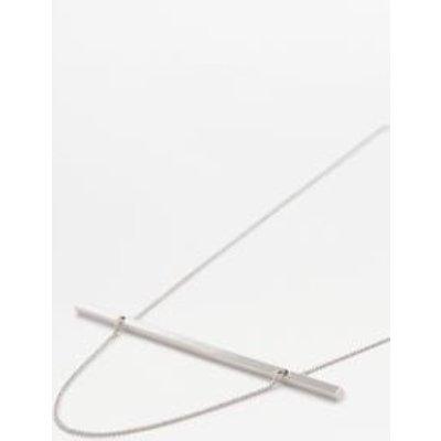 Cheap Monday Barmetric Necklace, SILVER