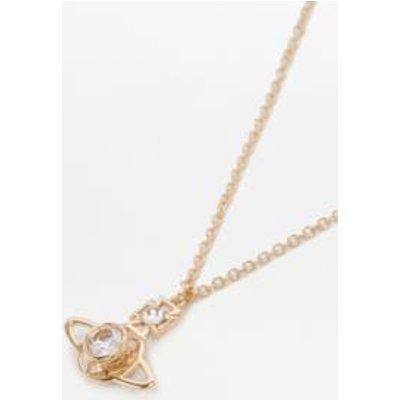 Vivienne Westwood Nora Pendant Necklace, GOLD