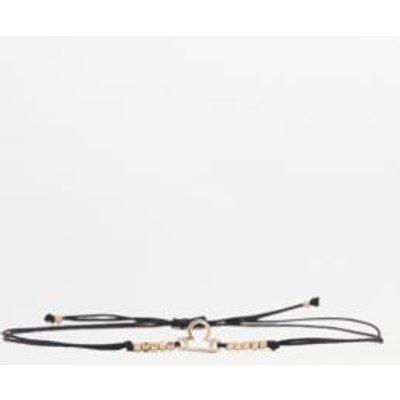 Beaded Zodiac Bracelet, WHITE