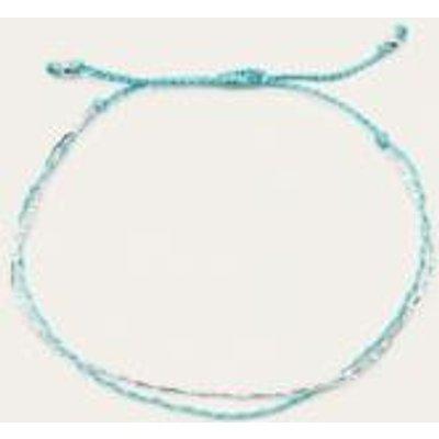 Festival Double Friendship Bracelet, BLUE