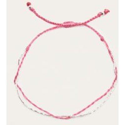 Festival Double Friendship Bracelet, PINK