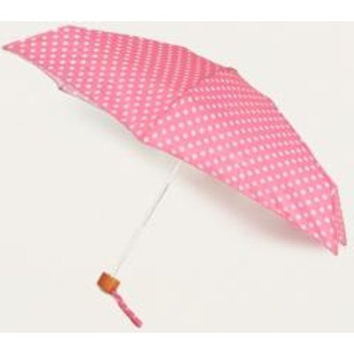 Pink Polka Dot Umbrella, PINK