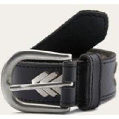Arrow and Heart Belt, BLACK