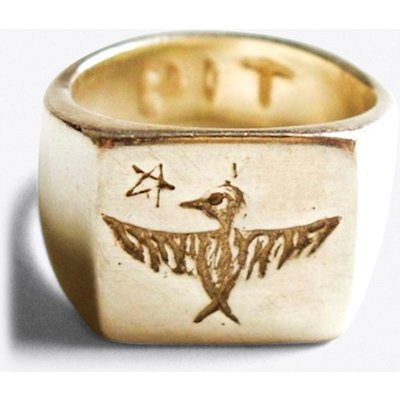 Bird Ring in Gold