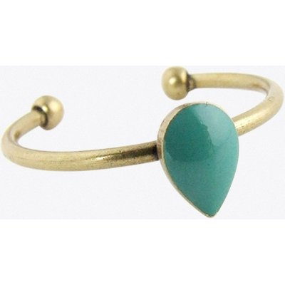 Philae Ring in Green
