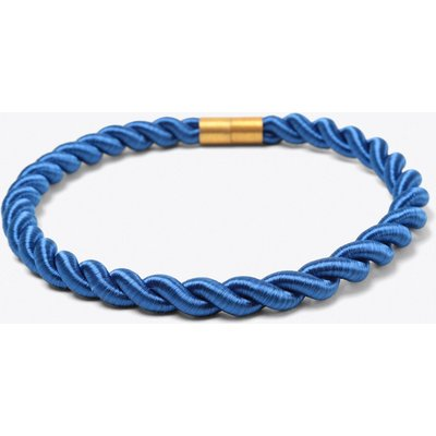Classic Necklace in Royal Blue