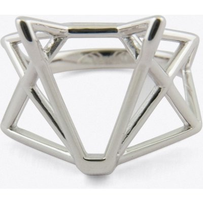 Foxtastic Ring in Sterling Silver