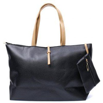 New Arrival Color Matching and Small Wallet Design Shoulder Bag For Women