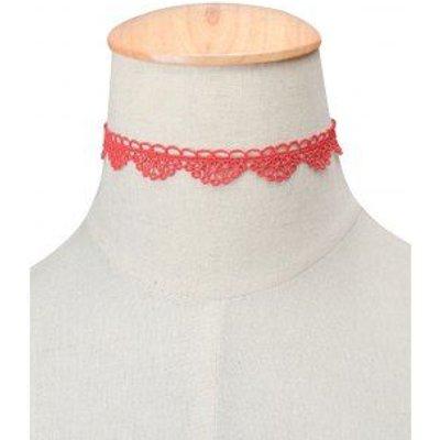 Retro Lace Choker Necklace