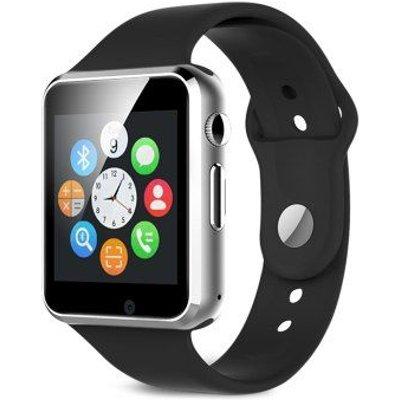 A1 Bluetooth Smart Watch Phone with Sleep Monitor Camera Single SIM