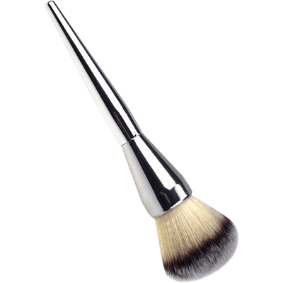 Multifunctional Portable Taper Plated Handle Foundation Brush