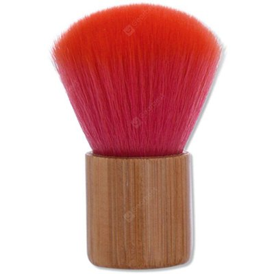 Bamboo Handle Makeup Powder Brush