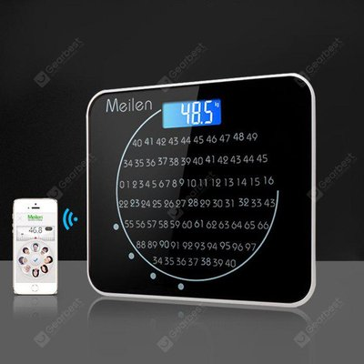 MEILEN 508 Personal Body Weight Scales