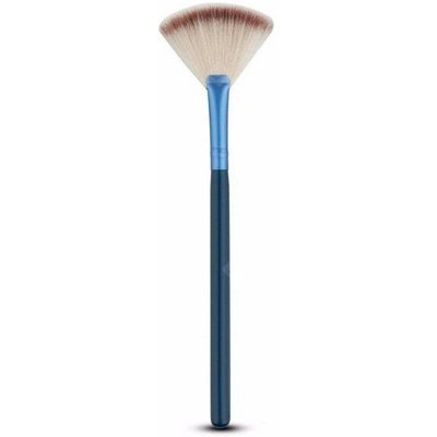 Fanned Foundation Cosmetic Brush