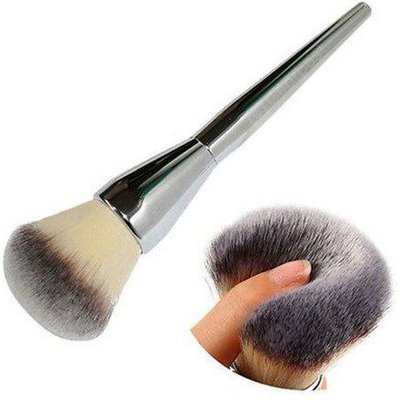 Big Fanned Foundation Cosmetic Brush