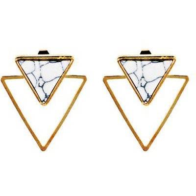 Vintage Rammel Triangle Ear Jackets