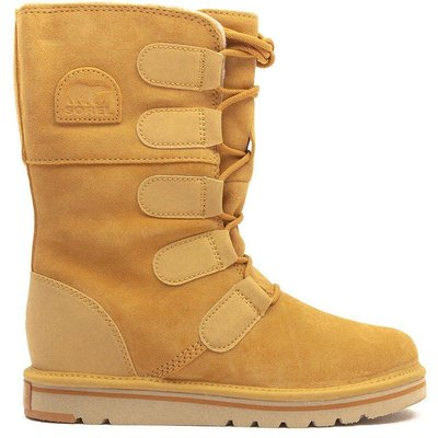 Brown Sorel The Campus Lace Womens