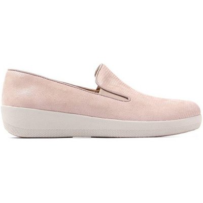 Pink Fitflop E05407 Superskate  Nude