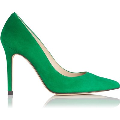 Fern Green Suede Courts