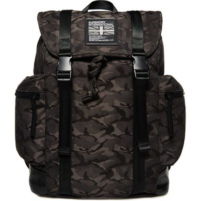 Superdry Camo City Breaker Backpack