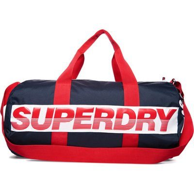 Superdry International Barrel Bag