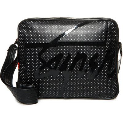 Superdry Perforated Kayem Messenger Bag