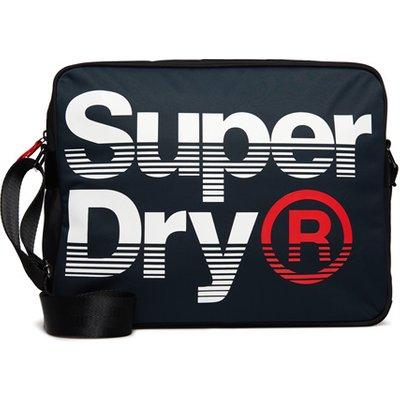 Superdry Premium Lineman Messenger Bag