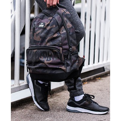 Superdry Surplus Goods Multizip Montana Rucksack