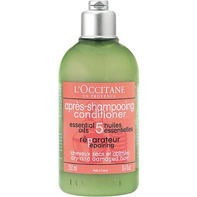 L'Occitane Repairing Conditioner for Dry & Damaged Hair, 250ml