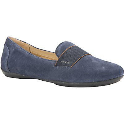 Geox Charlene Flat Slip On Pumps