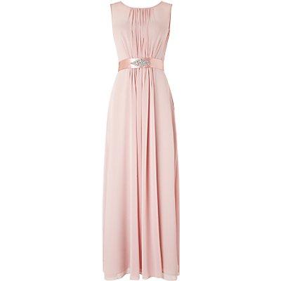 Phase Eight Bridal Rowena Belted Maxi Dress, Petal