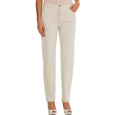 4026317988509   Betty Barclay Five Pocket Perfect Body Jeans  Beige Store