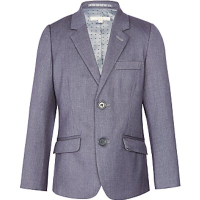 John Lewis Heirloom Collection Boys' Suit Jacket, Grey