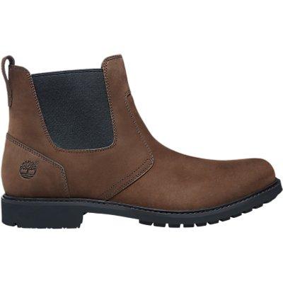 Timberland Stormbuck Chelsea Boots  Dark Brown - 886543433693
