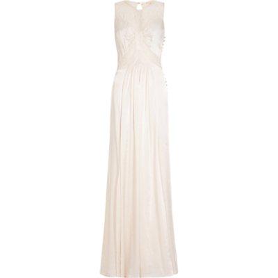Ghost Elvita Dress, Ivory