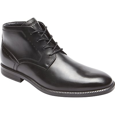 Rockport Dressports Mid-Chukka Boots, Black