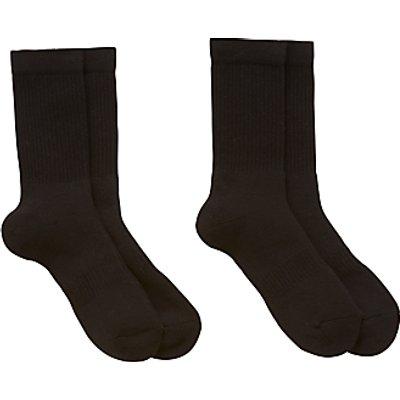 John Lewis Children's Sports Socks, Pack of 2