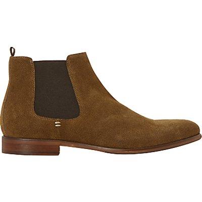 Dune Marsden Chelsea Boots, Tan