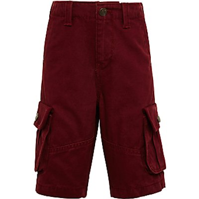 John Lewis Boys' Core Cargo Shorts