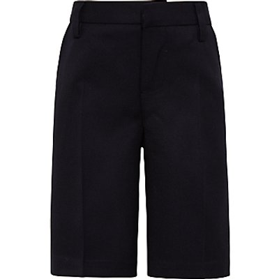 John Lewis Boys' Easy Care Regular Length School Shorts