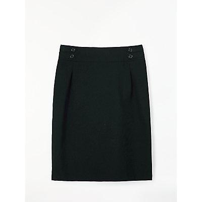 John Lewis Easy Care Senior Girls' School Pencil Skirt