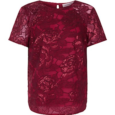 Fenn Wright Manson Volcano Top, Red
