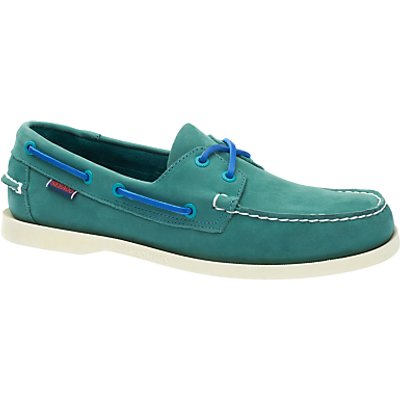 Sebago Dockside 2-Eyelet Leather Boat Shoes
