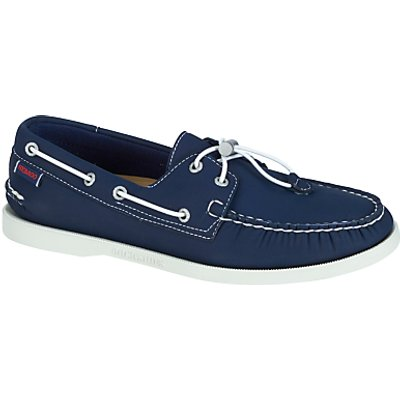 Sebago Dockside Ariaprene Boat Shoes, Navy